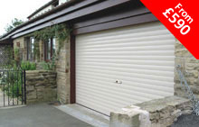 manual garage doors